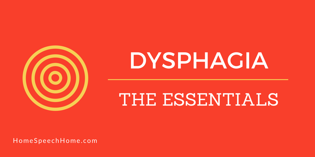 Dysphagia: The Essentials