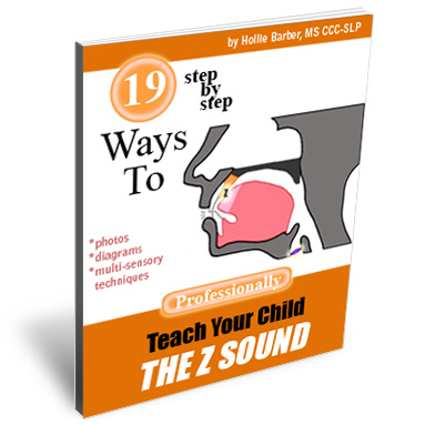 19 Ways to Teach Your Child the Z Sound