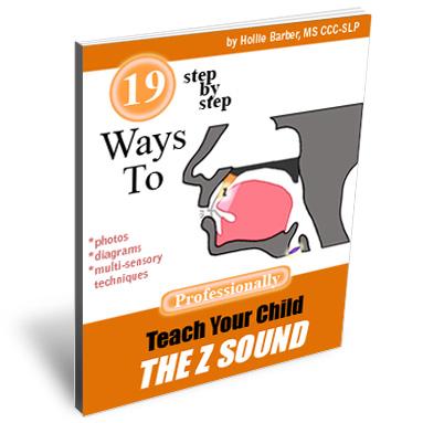 19 Ways to Teach Your Child the Z Sound