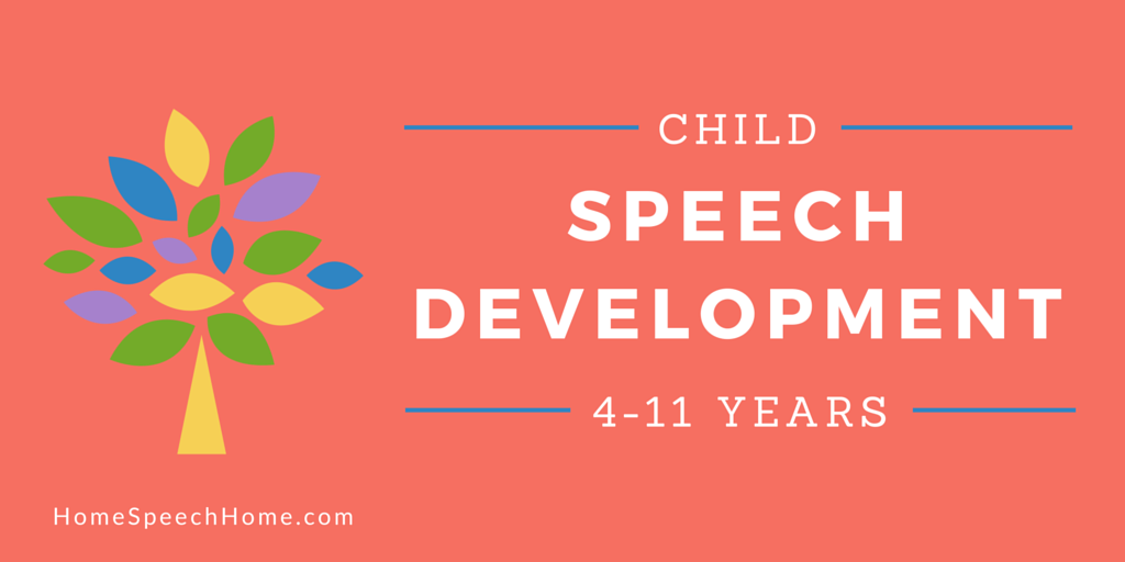 Child Speech Development: What To Expect