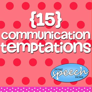 15 Communication Temptations for Early Language Development