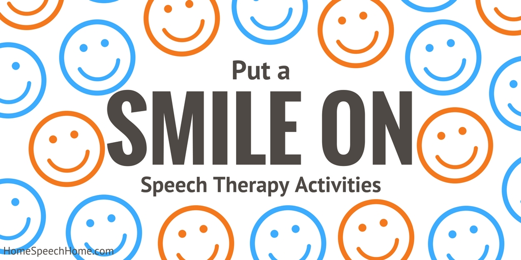 Speech Therapy Ideas - Meet the Words