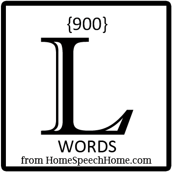 600+ L Words, Phrases, Sentences, and Reading Passages Grouped by Place, Syllable, & Blend