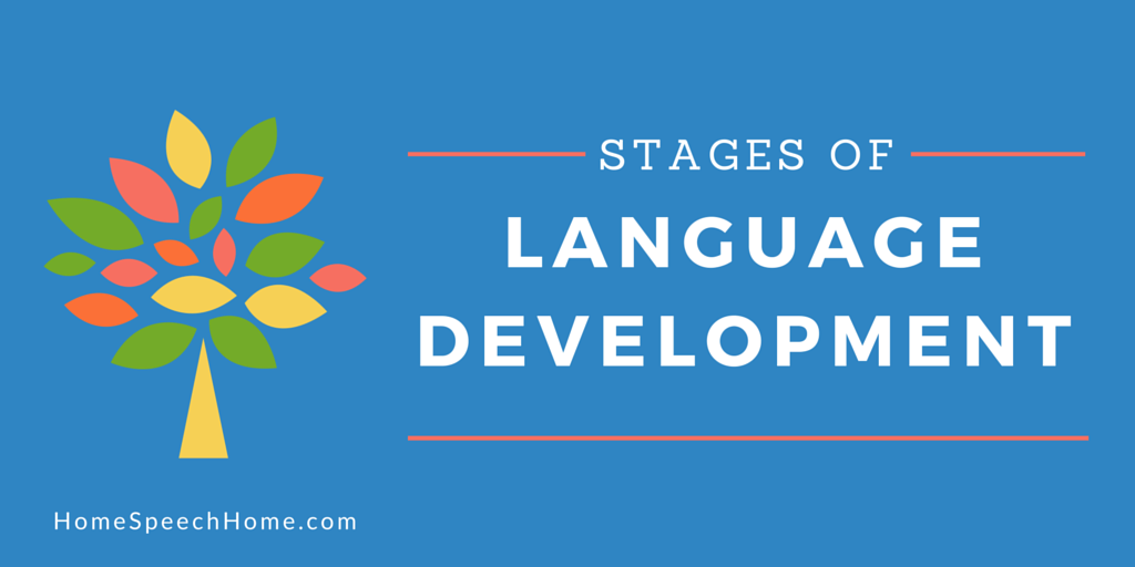 the stages of development of language in an infant Stages of child development and milestones from 7-12 years as your son or daughter moves through the stages of child development, he or she will leave the pres-school years behind to enter the age period 7-12 years.
