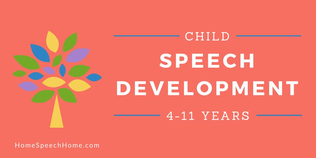 Child Speech Development: What To Expect