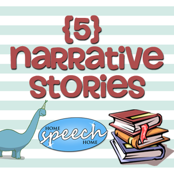 5 Narrative Stories for Speech Therapy Practice