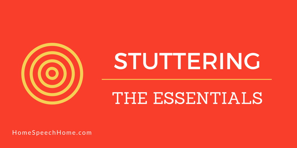 The Essentials of Stuttering